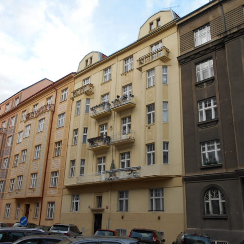 Praha 7 - Holešovice