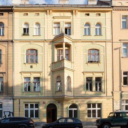 Praha 8 - Karlín